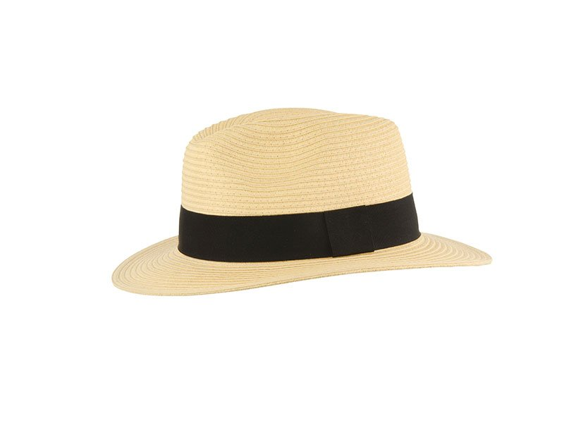 MJM Hat Felix 55044 - 100% Toyo - Natural - Mænd